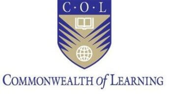 Logo of the Commonwealth of Learning
