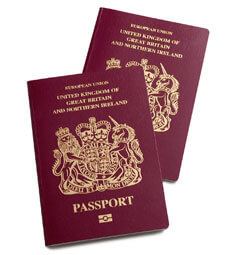 UK passport post-Brexit
