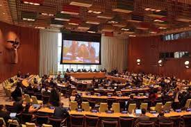 """Sixth Committee """"Legal committee"""" assembles at the UN HQ"""