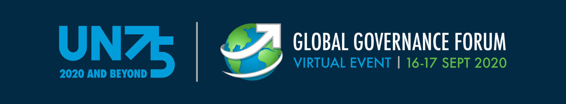 GGF Virtual Forum Earth globe logo
